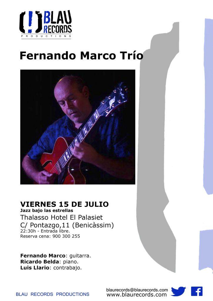 15 julio - FM Trío